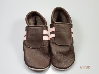 Picture of Sneaker braun/rosa